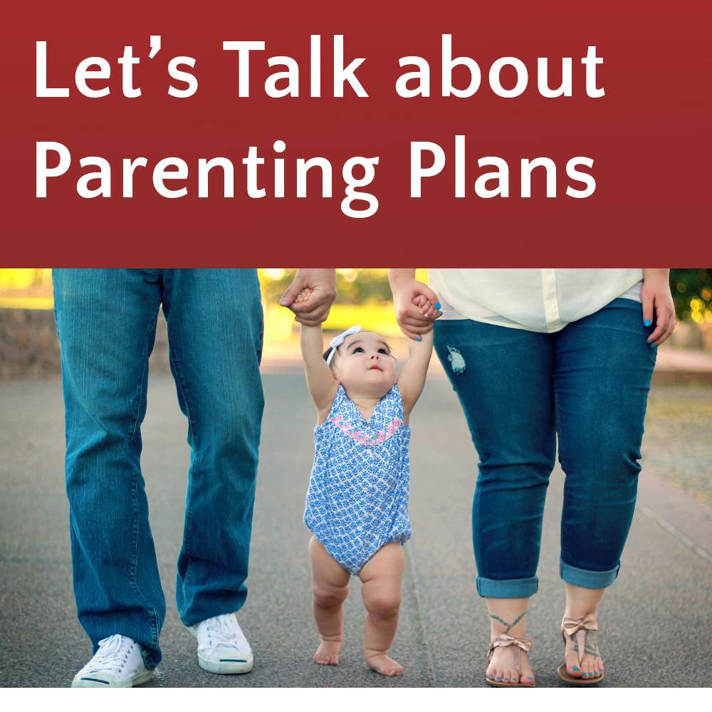 Parenting and Parenting Plans @ Burien Library (KCLS)