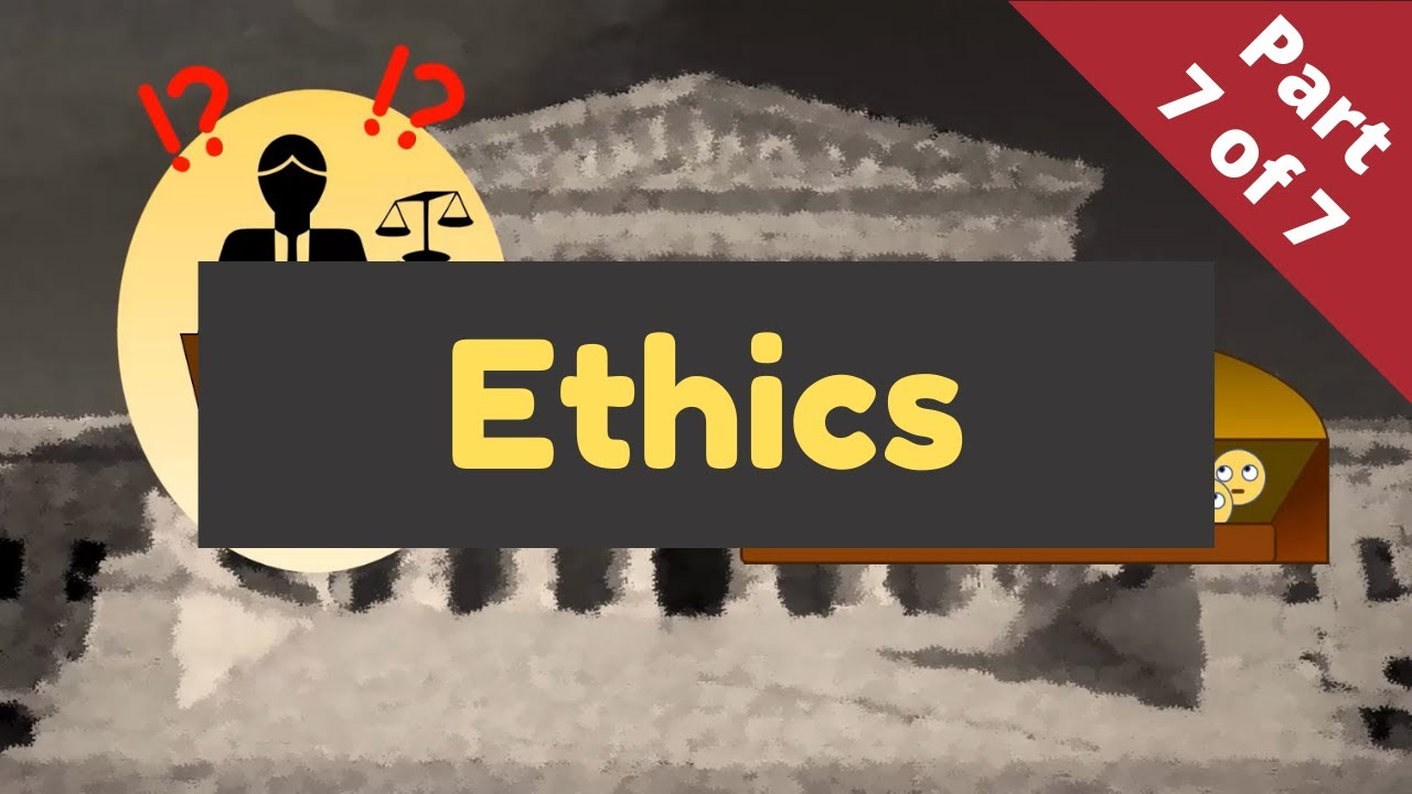 Lawsuits Without Tears - Part 7 (Ethics)