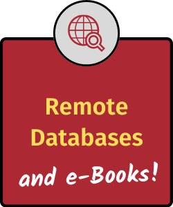 Link to remote databases
